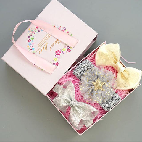 Image of Baby Girls Hairband Accessories Set Set 14