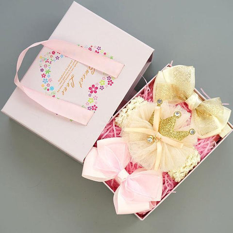 Image of Baby Girls Hairband Accessories Set Set 15