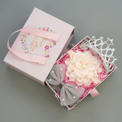 Image of Baby Girls Hairband Accessories Set Set 2