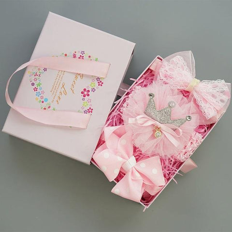 Image of Baby Girls Hairband Accessories Set Set 5