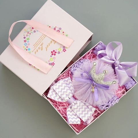 Image of Baby Girls Hairband Accessories Set Set 7