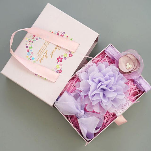 Image of Baby Girls Hairband Accessories Set Set 9