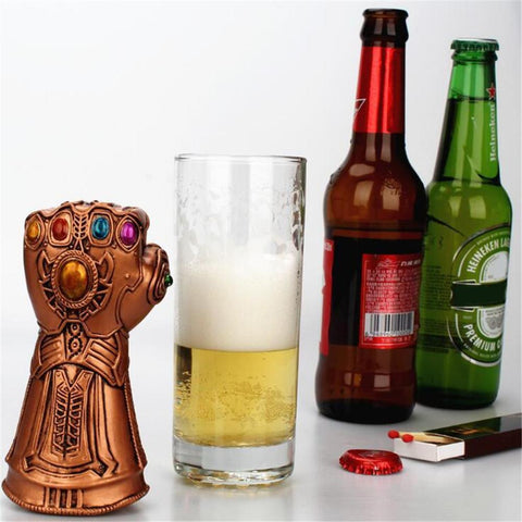 Creative Fist bottle opener