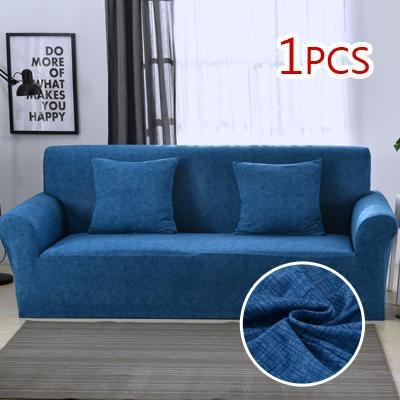 Cross pattern Stretchable Universal Sofa Covers 1 / single seat sofa joeypatch