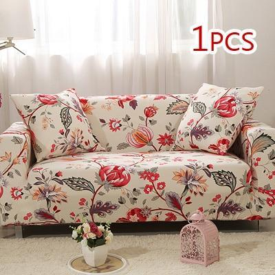 Cross pattern Stretchable Universal Sofa Covers 10 / single seat sofa joeypatch