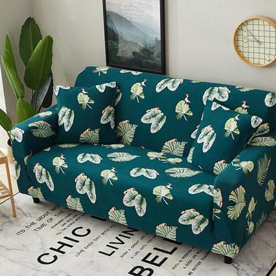 Cross pattern Stretchable Universal Sofa Covers 15 / single seat sofa joeypatch