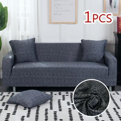 Cross pattern Stretchable Universal Sofa Covers 2 / single seat sofa joeypatch