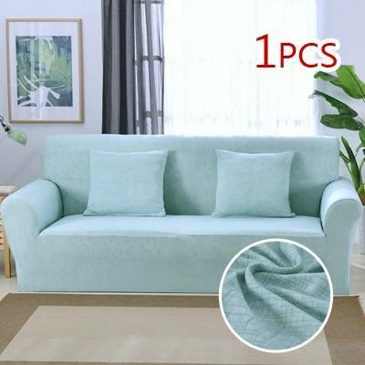 Cross pattern Stretchable Universal Sofa Covers 3 / single seat sofa joeypatch