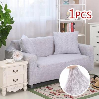 Cross pattern Stretchable Universal Sofa Covers 8 / single seat sofa joeypatch