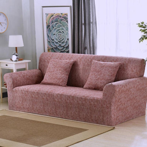 Cross pattern Stretchable Universal Sofa Covers joeypatch