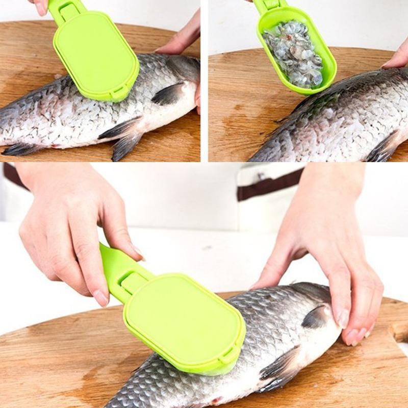 Fish scales Remover joeypatch