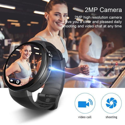 LEMFO LEM7 Smart Watch joeypatch