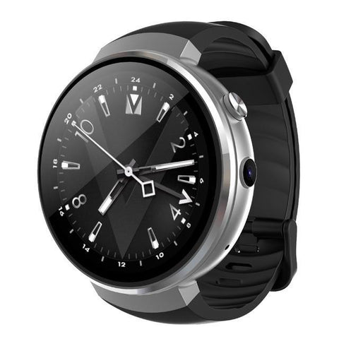 LEMFO LEM7 Smart Watch Silver joeypatch