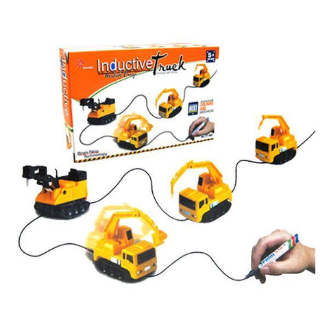 Image of Magic Toy Truck - 5 to 7 Years joeypatch