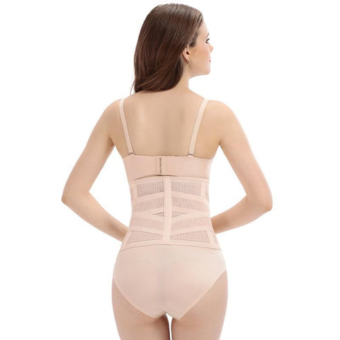 Maternity postpartum Slimming Waist Trainer body Shapewear Belt Belly Bands & Support Fafami Officialss Store