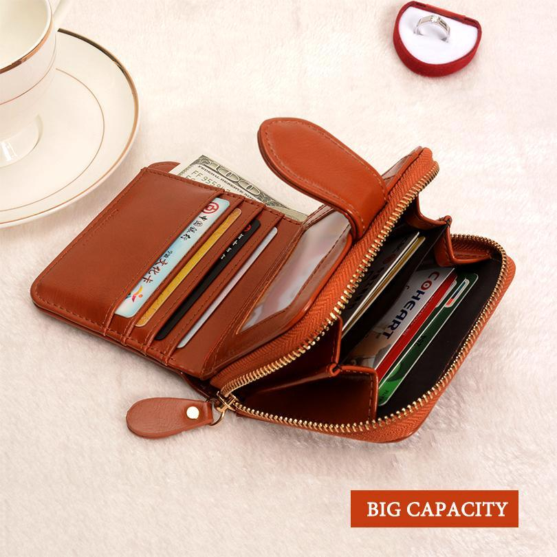 Multifunctional Fashion Purse Small Wallet for women Wallets COHEART Official Store
