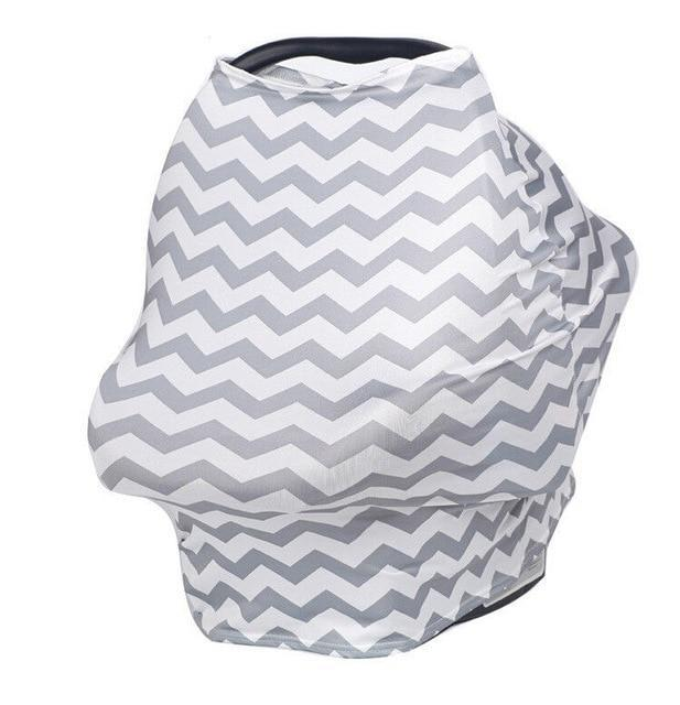 Nursing Privacy Cover Gray joeypatch