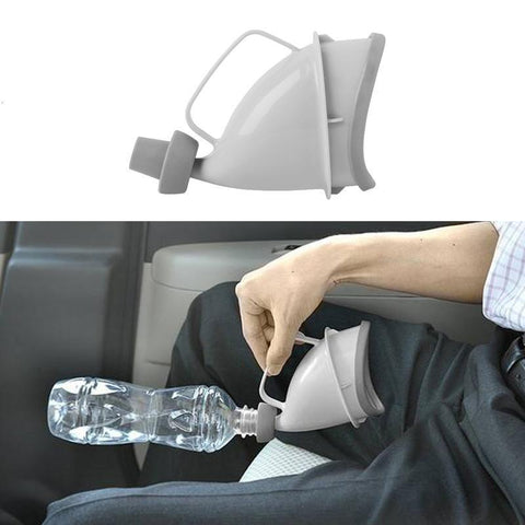 Image of Portable Travel  Emergency Urinal Funnel joeypatch