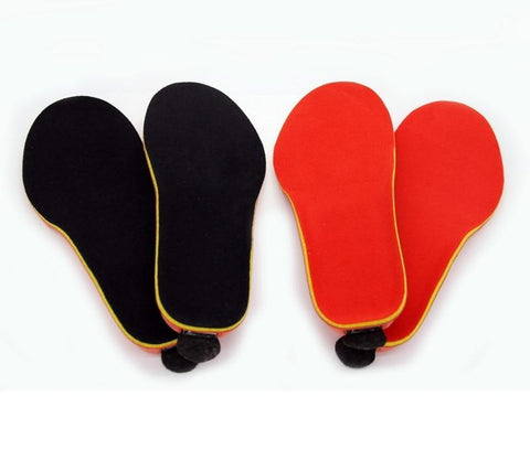 Image of Remote Control Electric Heated Insole Thermal Shoe Insert joeypatch