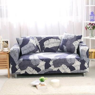 Slip Resistant Easy Wrap Sofa Cover Sofa Cover 1 / single seat sofa Contracted Store