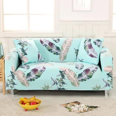 Image of Slip Resistant Easy Wrap Sofa Cover Sofa Cover 10 / single seat sofa Contracted Store