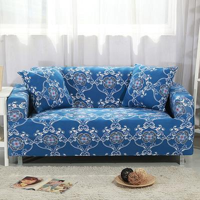 Image of Slip Resistant Easy Wrap Sofa Cover Sofa Cover 13 / single seat sofa Contracted Store