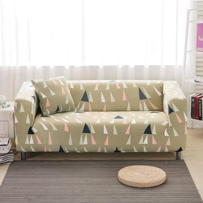 Slip Resistant Easy Wrap Sofa Cover Sofa Cover 14 / single seat sofa Contracted Store