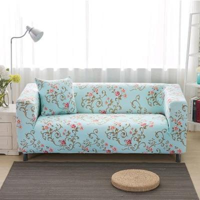 Slip Resistant Easy Wrap Sofa Cover Sofa Cover 9 / single seat sofa Contracted Store