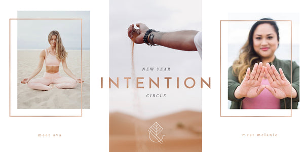 New Year Intention Circle Event