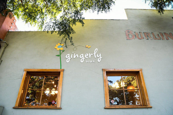 Locals Only: Ginger Rees of Gingerly Wax