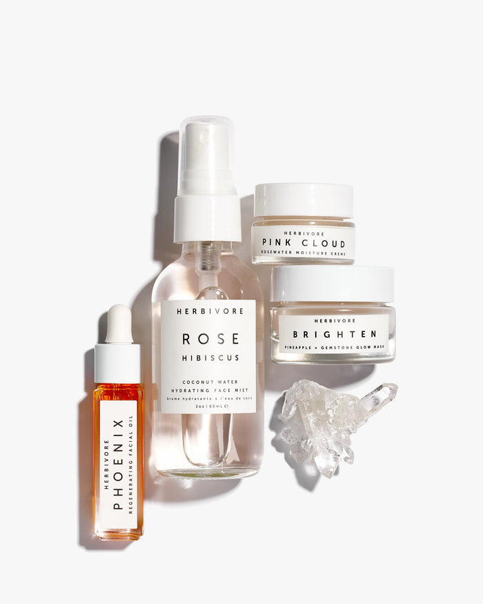 Hydrate + Glow Mini Collection by Herbivore