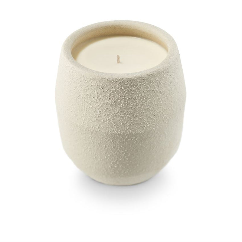 Vetiver Sage Earthen Ceramic Candle by Illume