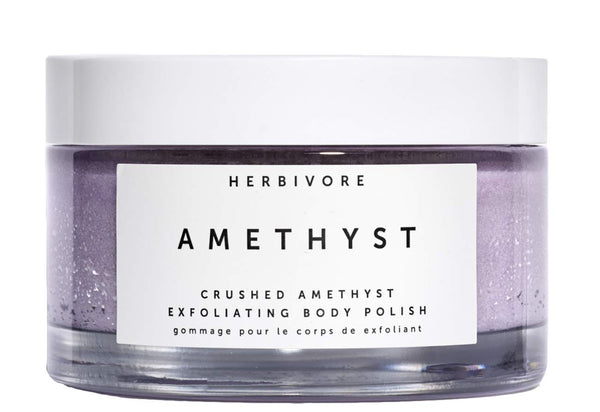 Amethyst Exfoliating Body Polish by Herbivore