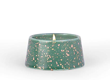 Cypress + Suede Confetti Candle