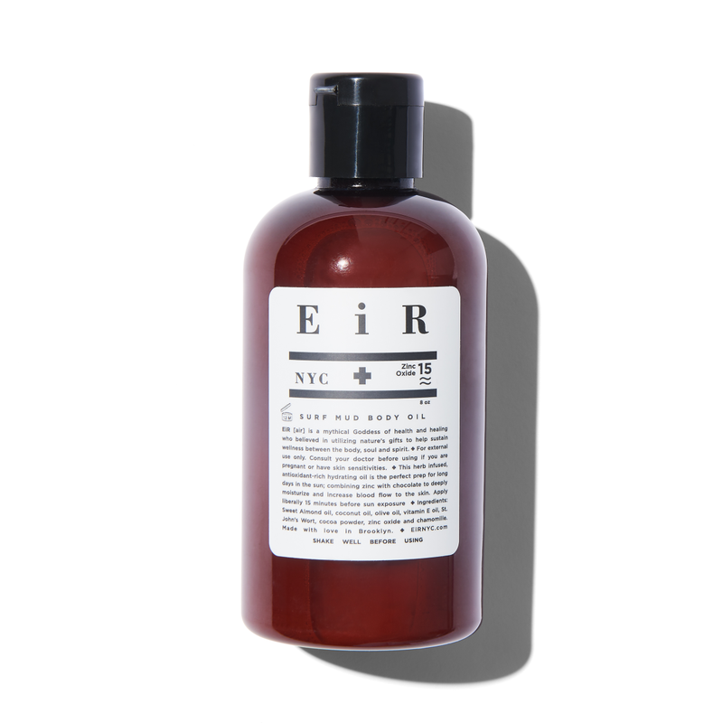 Surf Mud Body Oil by Eir NYC