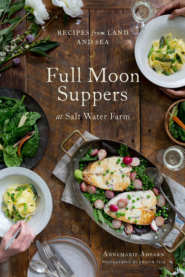 Full Moon Suppers at Salt Water Farm
