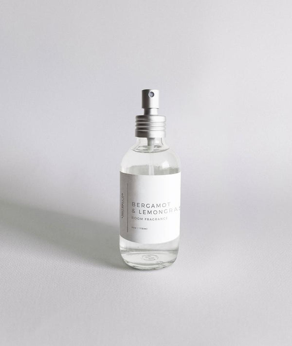 Bergamot + Lemongrass Room Spray by Lightwell Co.