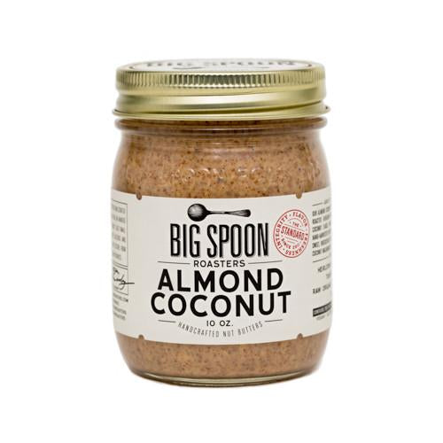 Almond Coconut Butter by Big Spoon Roasters