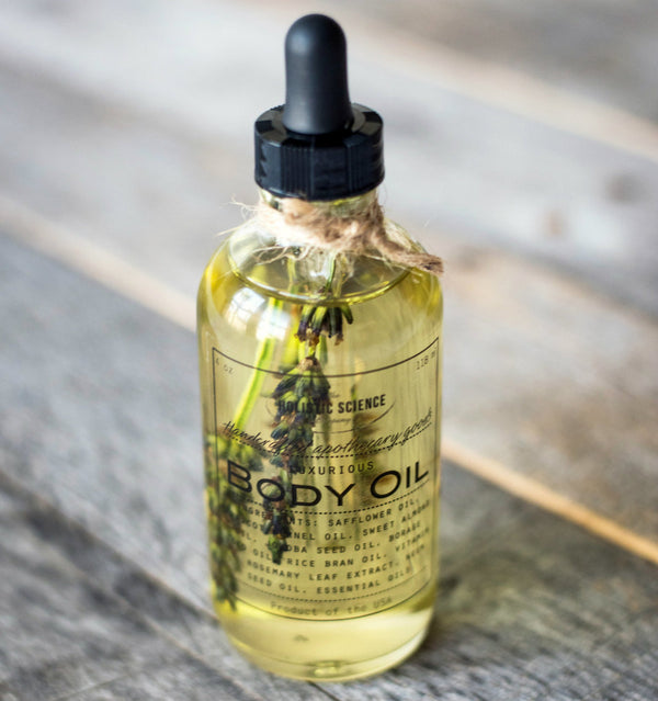 Lavender Body Oil by Holistic Science Co