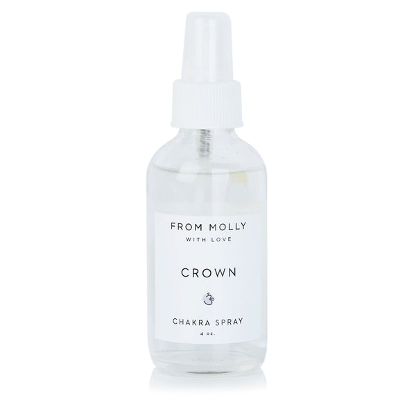 Crown Chakra Spray by From Molly With Love