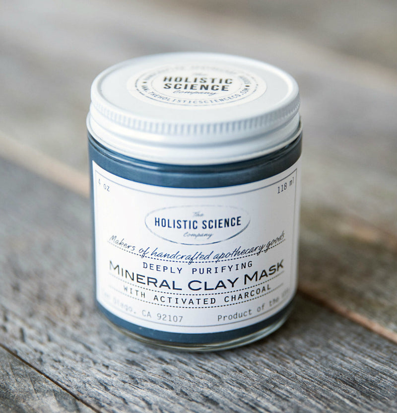 Mineral Clay Mask by Holistic Science Co