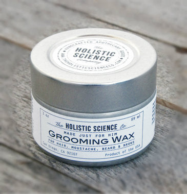 Men's Grooming Wax by Holistic Science