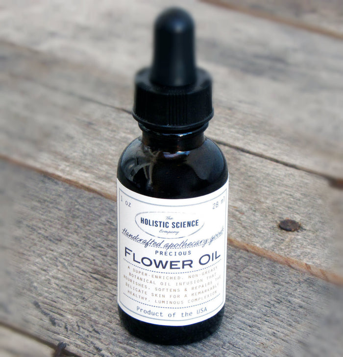 Precious Flower Oil by Holistic Science Co