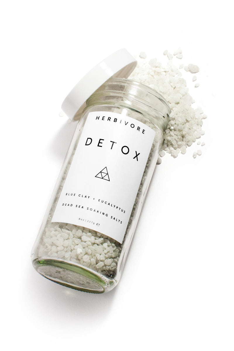 DETOX Bath Salts by Herbivore