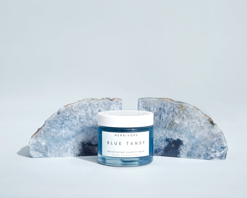 Blue Tansy Resurfacing Clarity Mask by Herbivore