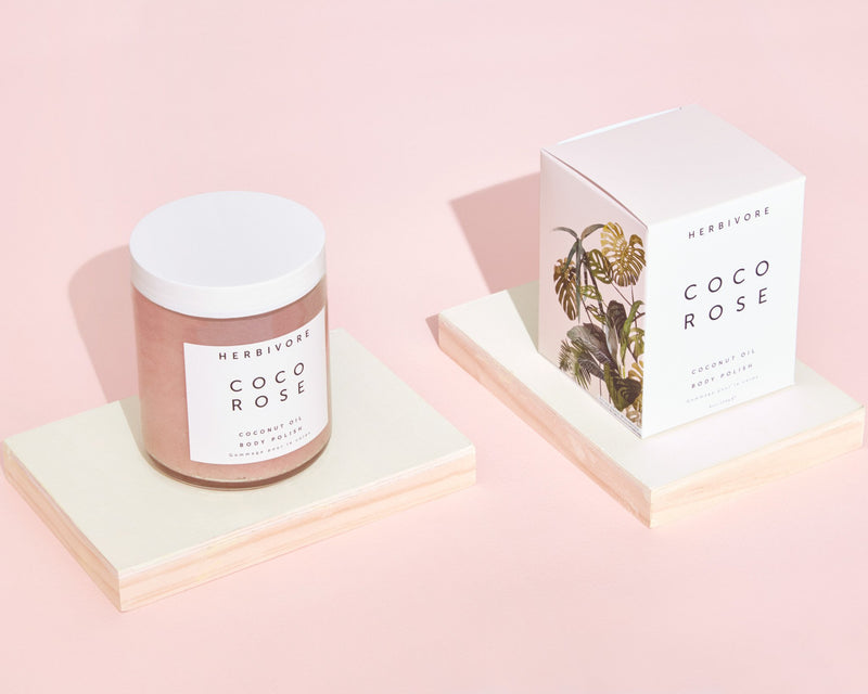 Coco Rose Body Polish by Herbivore