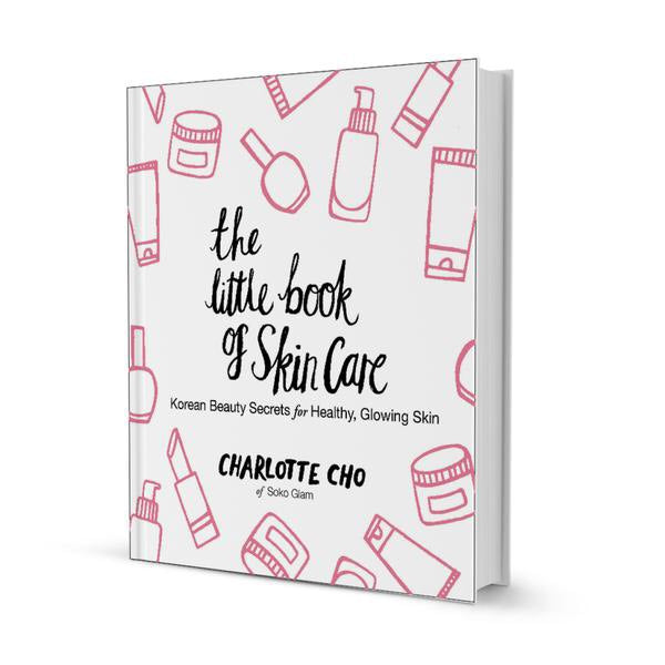 The Little Book of Skincare Book by Charlotte Cho