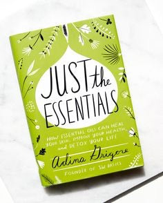 Just the Essentials Book by Adina Grigore