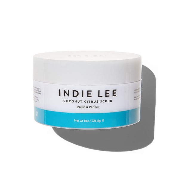 Coconut Citrus Body Scrub by Indie Lee