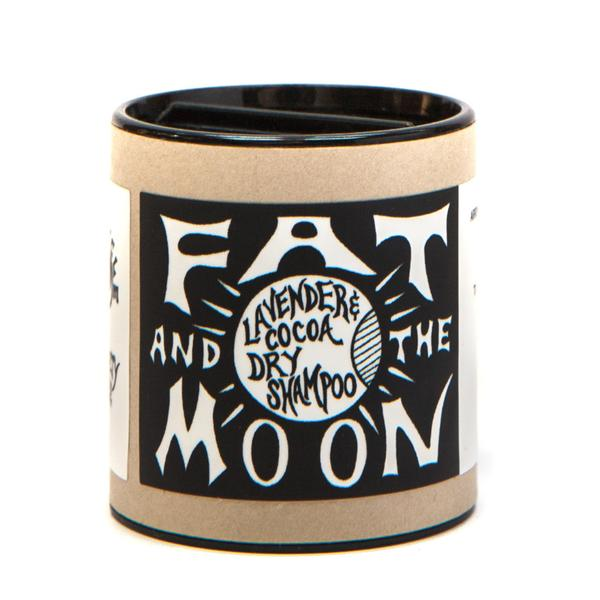 Lavender & Cocoa Dry Shampoo by Fat and the Moon